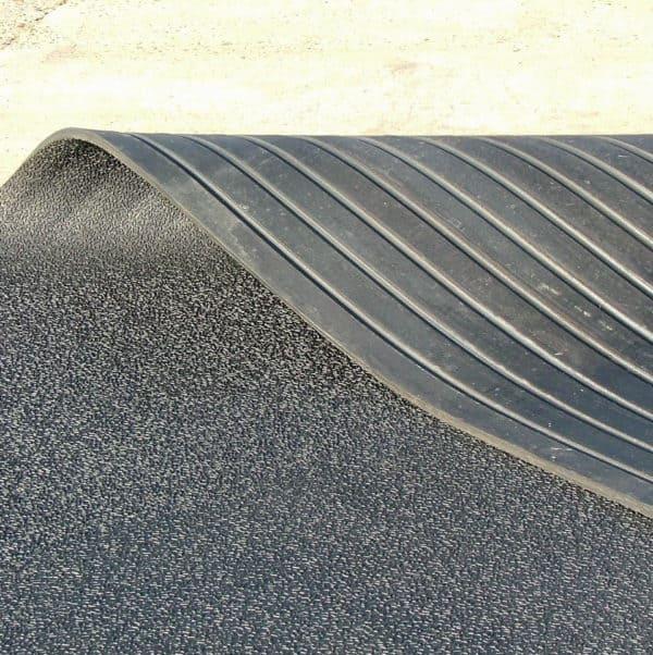 12mm Rubber ramp mat