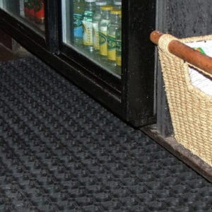 Fieldguard Light Honeycomb mat black