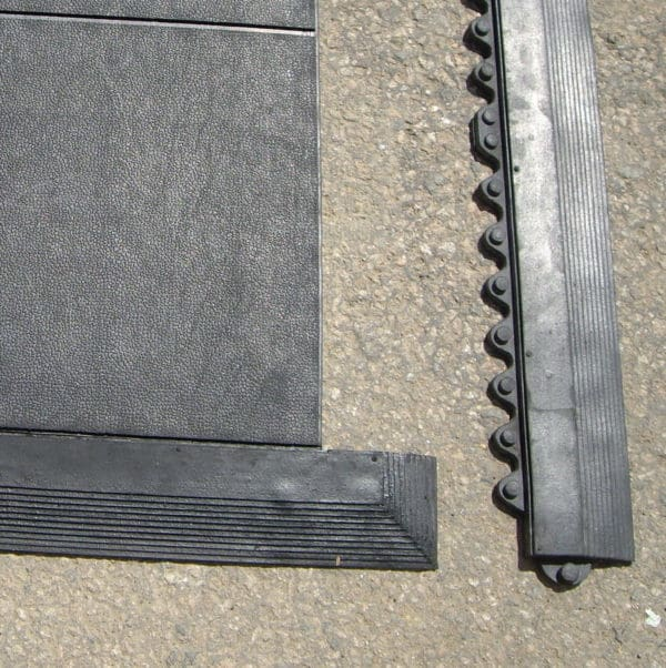 Edging strips for M116 Rubber Mats
