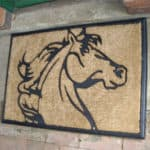 Large Coir Door Mat – MR50C