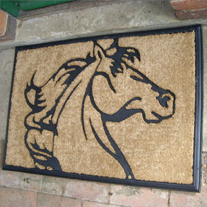Large Coir Door Mat