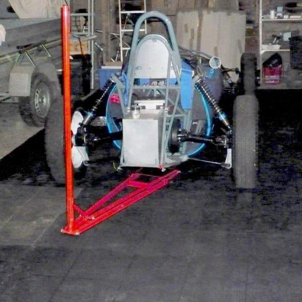 M116 anti slip mat for industrial locations