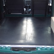 5mm Rubber Sheet, a good van floor mat