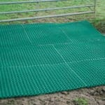 Fieldguard Regular Honeycomb mat green