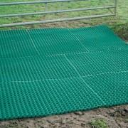Fieldguard Regular Honeycomb mat green