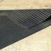 Fieldguard Rubber Sheet, Rubber ramp mat, Horse box mat M70
