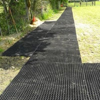 Grass, Gravel, Mud, Outdoor Mats