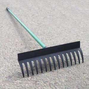 scrapper rake