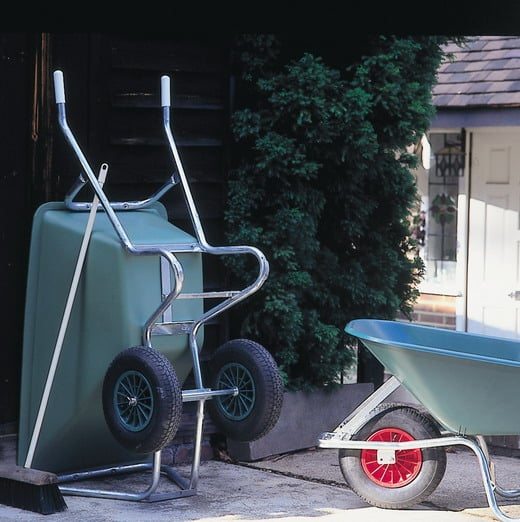 Fieldguard wheel barrows