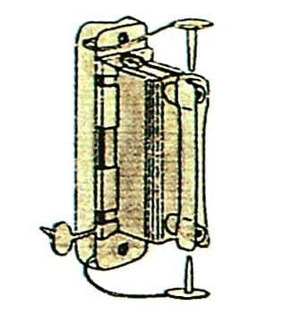 Extended Electric Tape Insulator diagram – R13