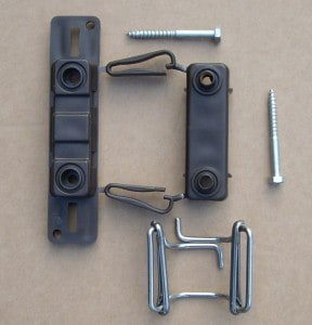 Steel bolts for tensioners