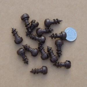 Spare insulator cap screws – R8S