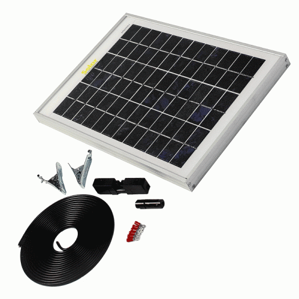 Solar Panel and stand