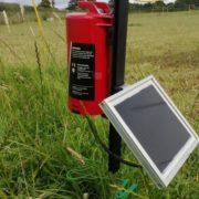 Speedrite solar energiser