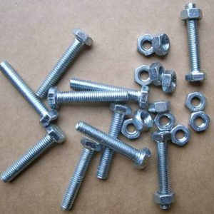 electric fence nuts and bolts