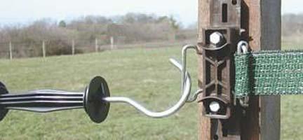 electric tape gate