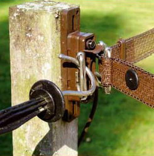 electric tape gate