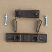 electric tape tensioner for metal posts
