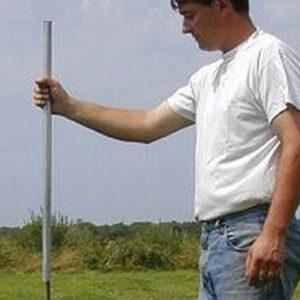 glass fibre stake driver