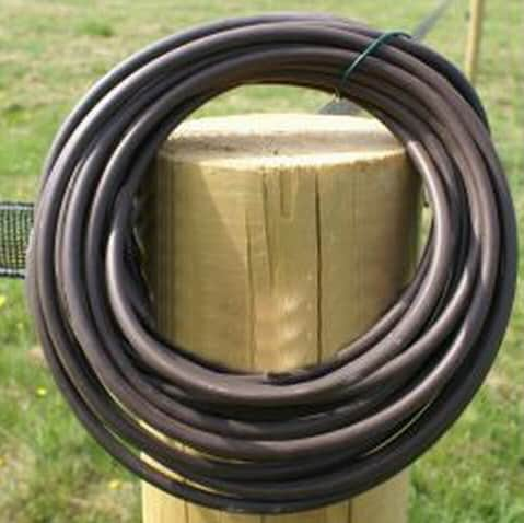 power cable for electric fence