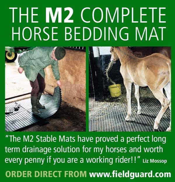 M2 Complete Horse Bedding Mat