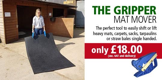 The Gripper Mat Mover