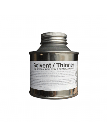 Solvent and Thinner for Stormsure Adhesive