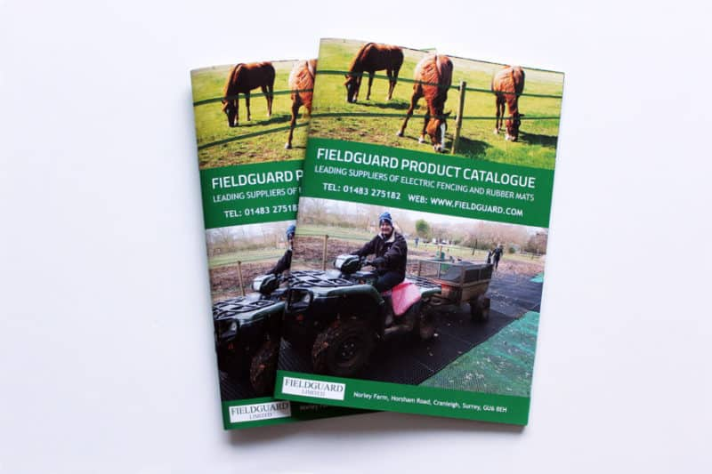 Fieldguard Product Catalogue 2019