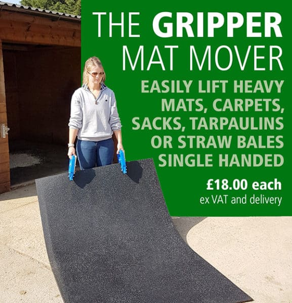The Gripper Mat Mover
