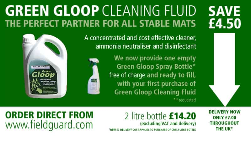 Green Gloop Cleaning Fluid