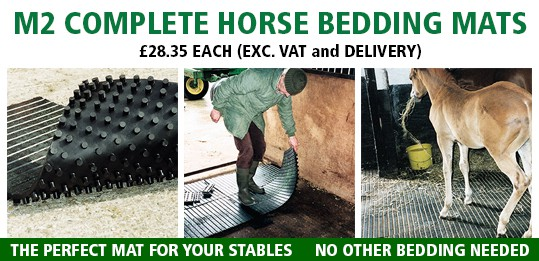 Complete Horse Bedding Mats