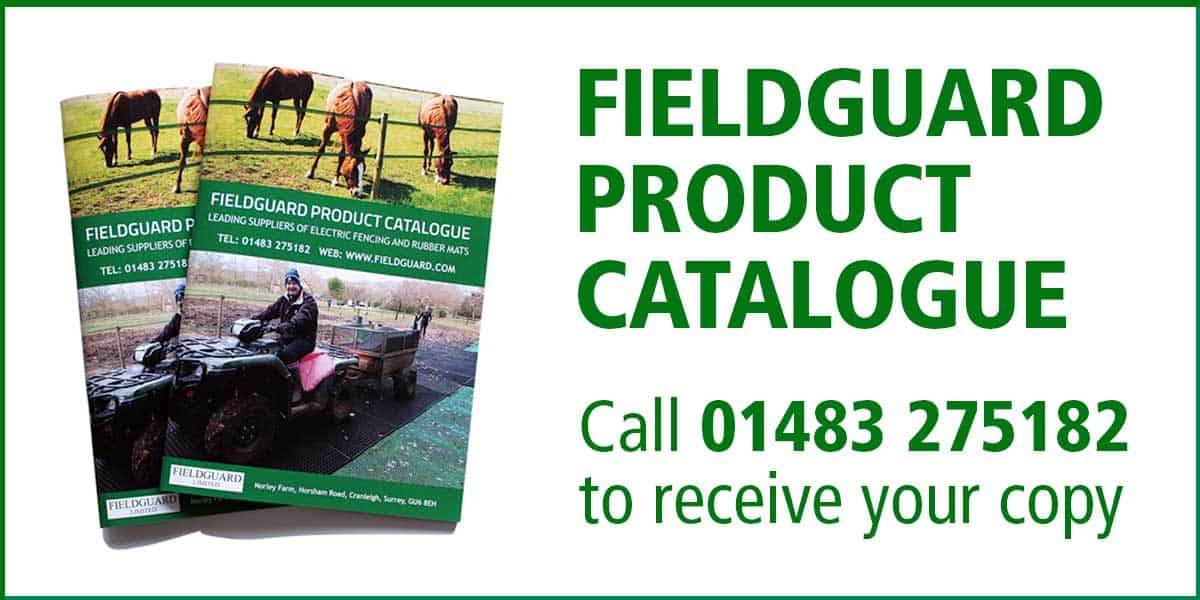 Fieldguard Product Catalgue